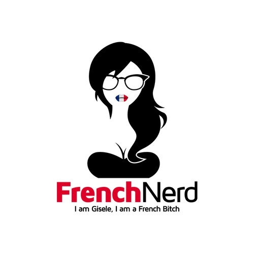 French Nerd logo
