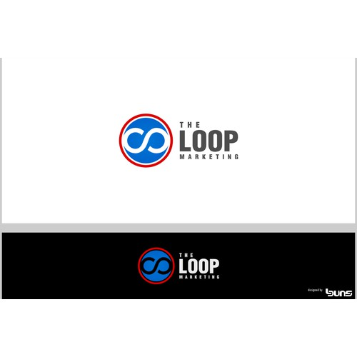 Logo for The Loop Marketing