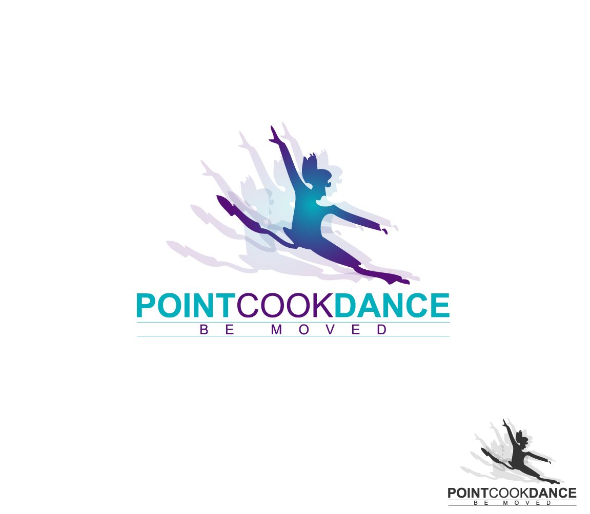 Help POINTCOOKDANCE with a new logo