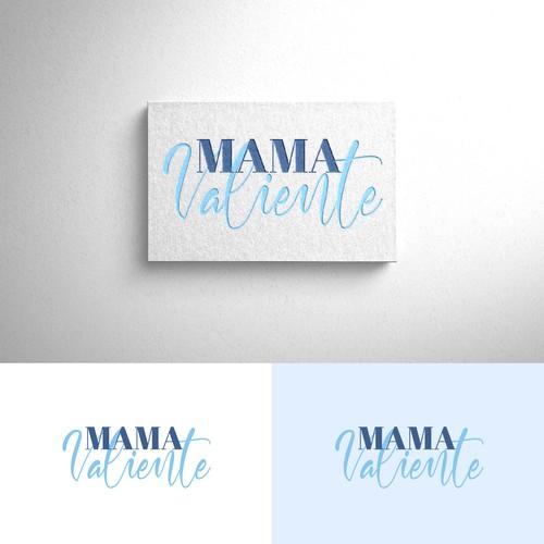 Logo Concept for Mama Valiente