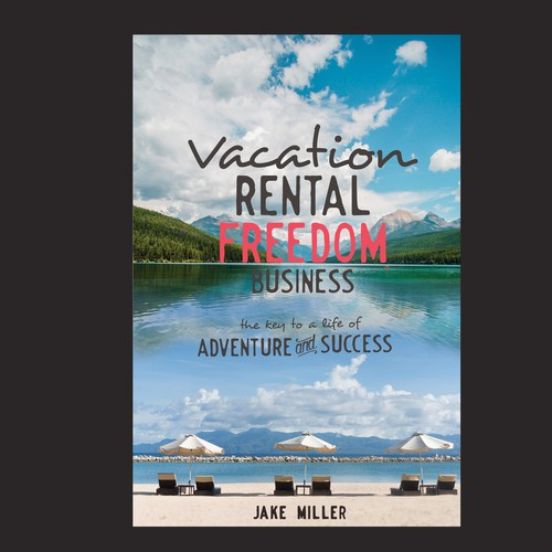 Vacation Rental Freedom Book Cover