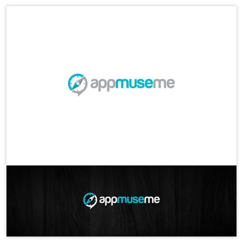 Logo concept for appmuseme