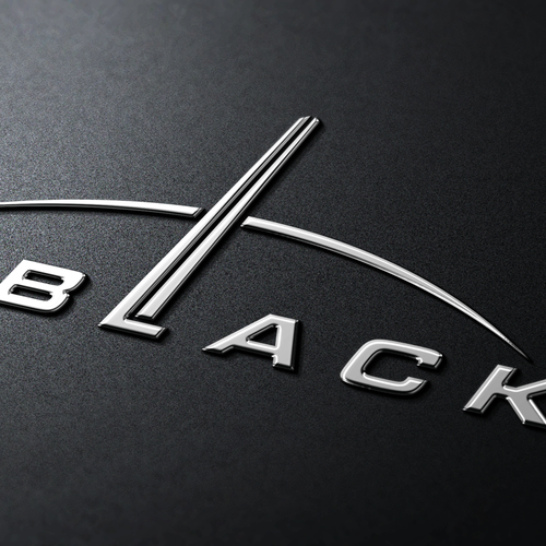 Create the next logo for IN BLACK