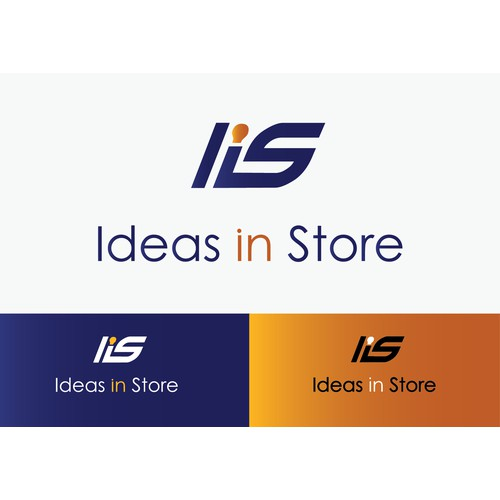 Ideas in Store needs a light and soft logo design