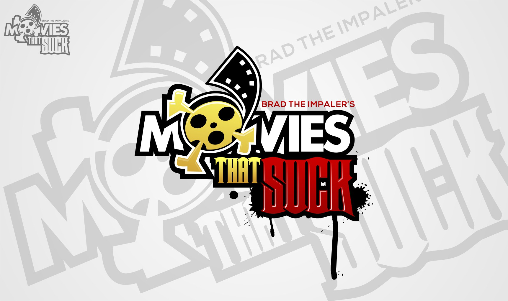 Create the next logo for Movies that Suck