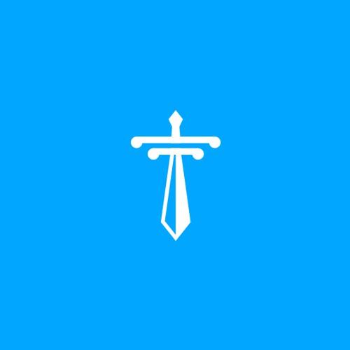 sword and pillar