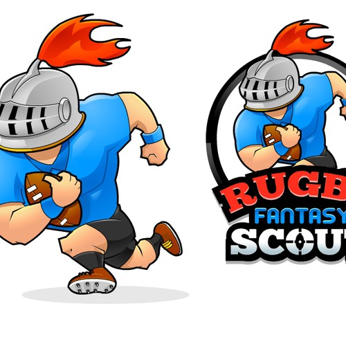 logo for Rugby Fantasy Scout