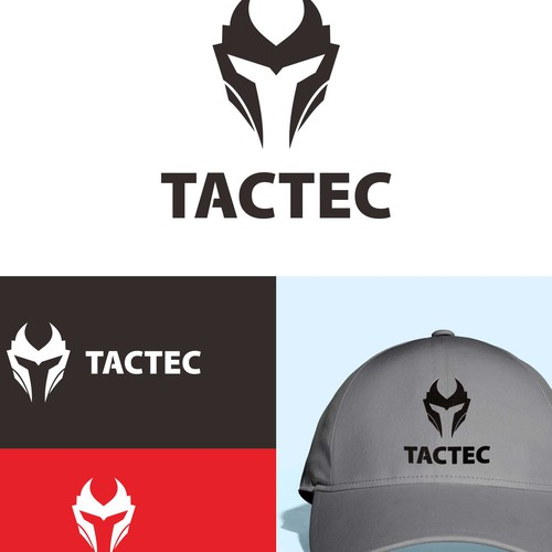 Logo concept for tactical supplies