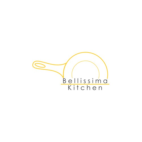Create the next logo for Bellissima Kitchen