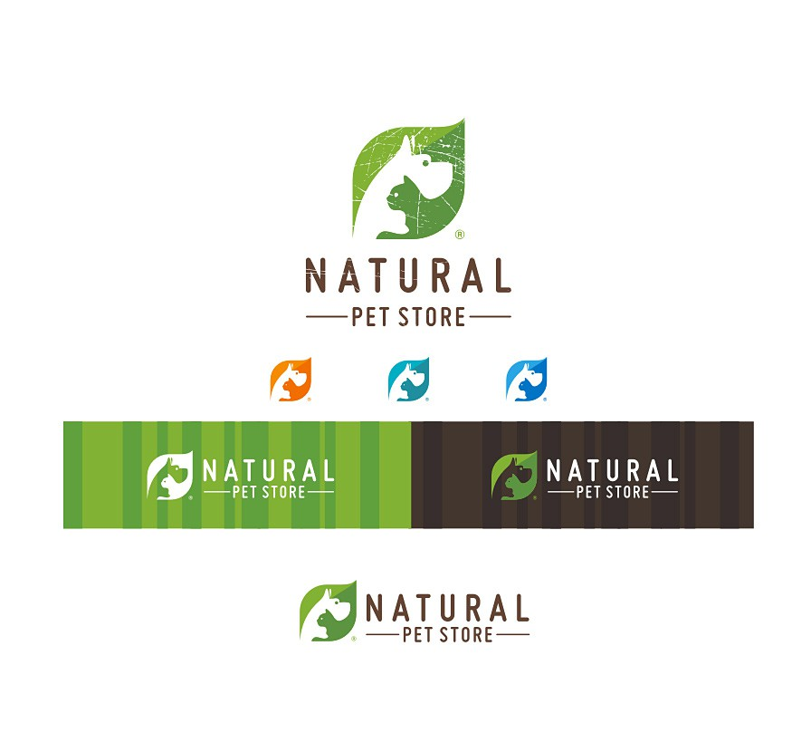 Help Natural Pet Store with a new logo