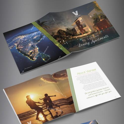Vianaar Brochure Design