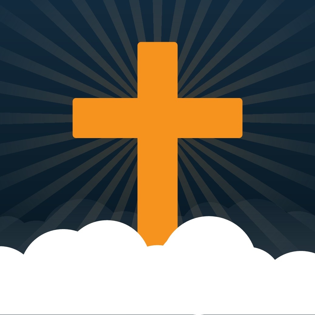 Design an icon for an app that will be used to coordinate between hundreds of Christian organization