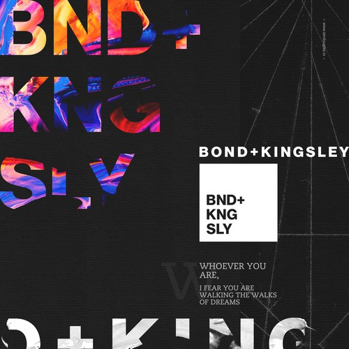 Bold modernist beginning for Bond & Kingsley