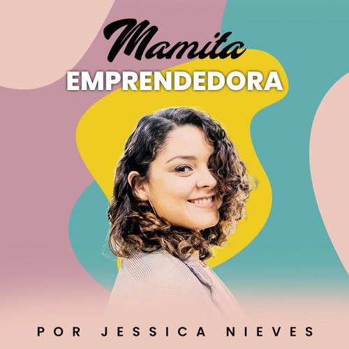 podcast cover design for jessica nieves