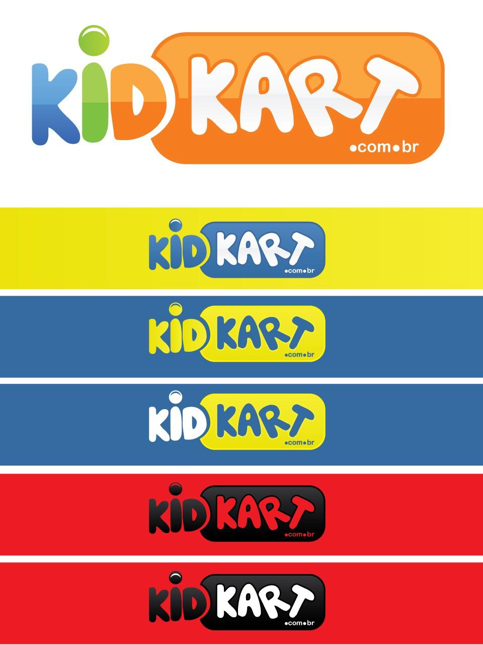 Help Kid Kart.com.br with a new logo