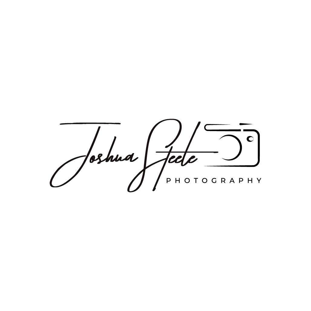 Design sleek and modern logo for up and coming photographer