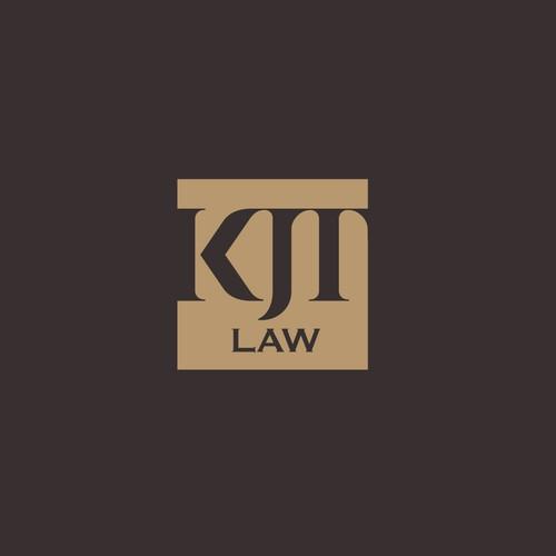 Logo concept for KJT law