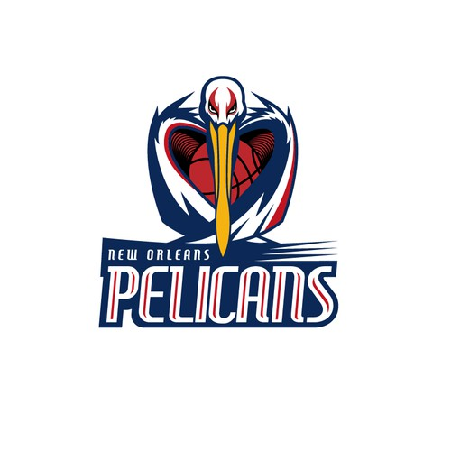 99designs community contest: Help brand the New Orleans Pelicans!!