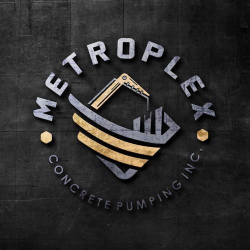 Ne Concrete Pumping Logo