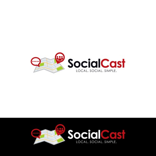 Social Media Software Logo