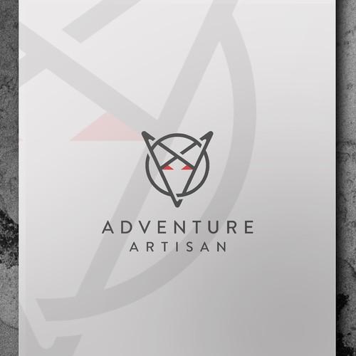 Logo for adventure coaching