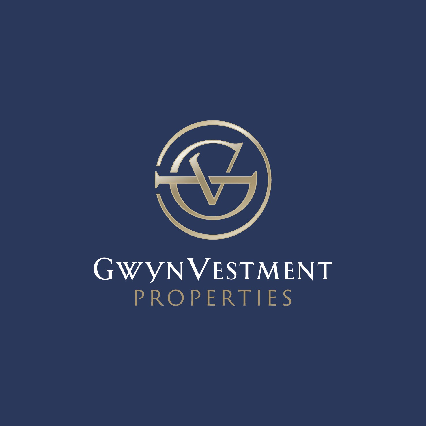 Create a classy logo for a wealth building company
