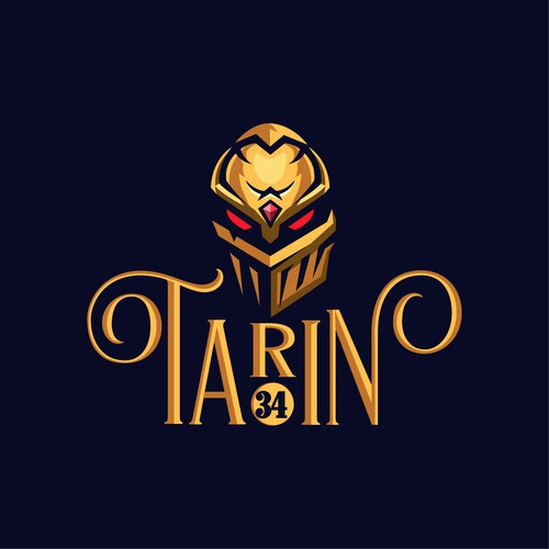 Logo Design for Tarin 34