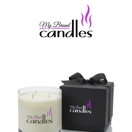 My Brand Candles Logo