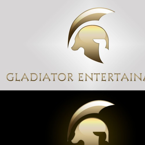 Logo Design for Gladiator Entertainment