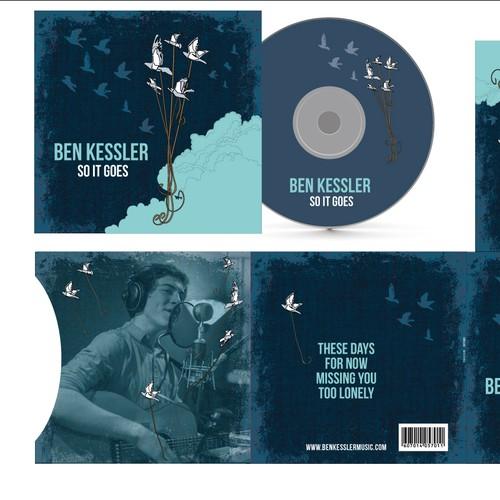 Ben Kessler Needs a New Album Cover!