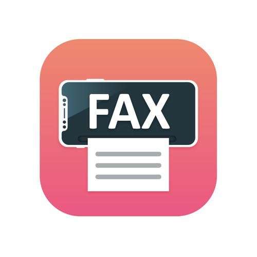 Icon design for FAX app