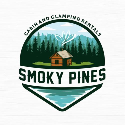 Logo concept for Smoky Pines