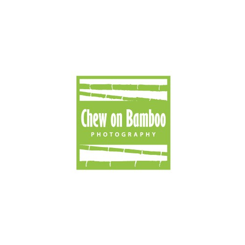 Unused concept for  Chew on Bamboo Photography
