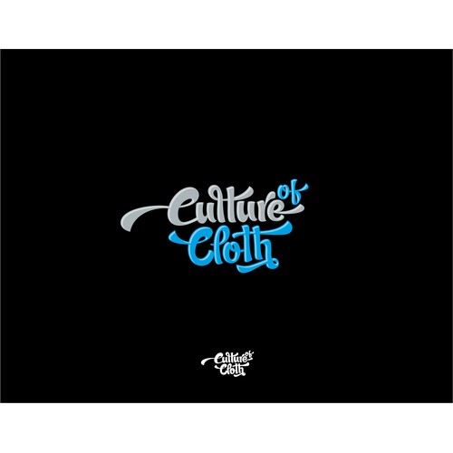 Create the next logo for Culture of Cloth