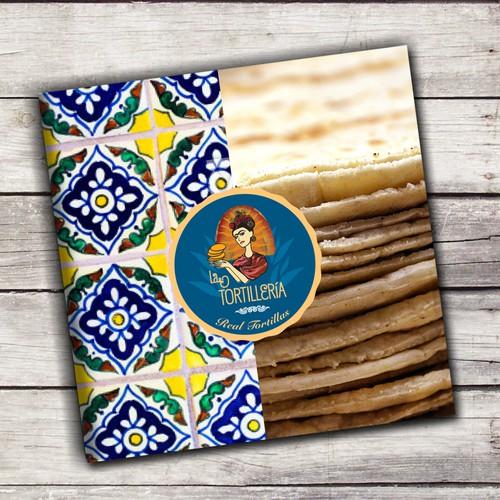 Wholesale Brochure for Mexican Corn Tortillas