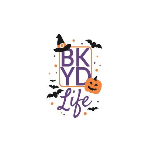 Logo BKYD Halloween