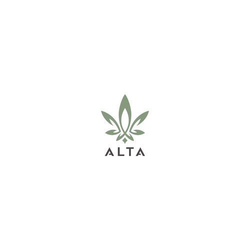 Logo for cannabis supply company