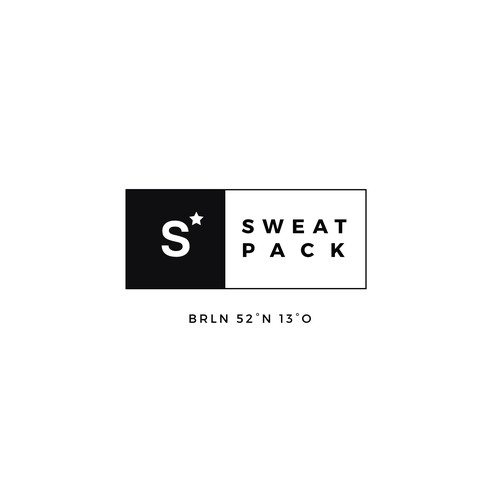 Simple Modern Logo for Fashion and Sport Fusion Brand