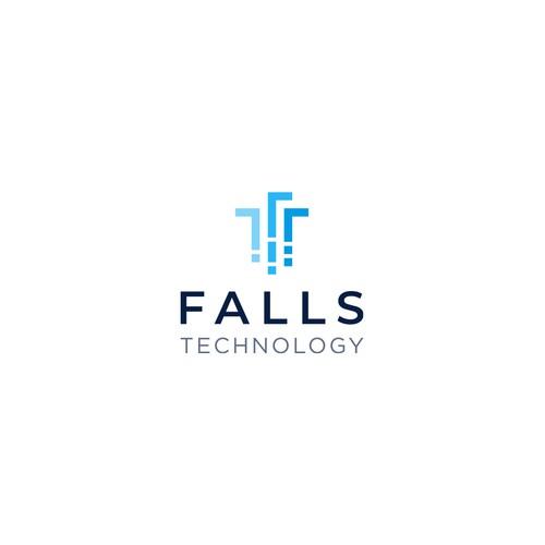 Logo Concept for Falls Technology
