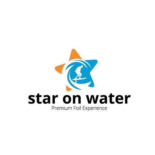 Star On Water