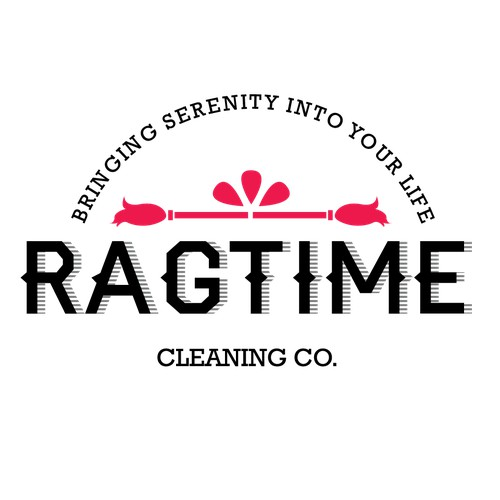 Trendy Cleaning Service Logo