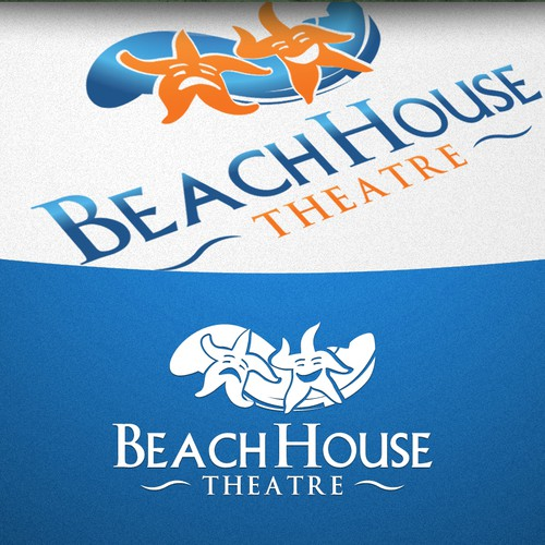 Logo for Beach House Theatre