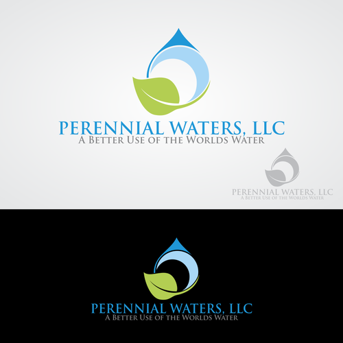 Logo for PARENNIAL WATERS