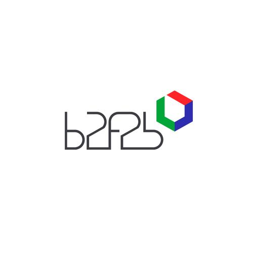 Logo design finalist for b2f2b