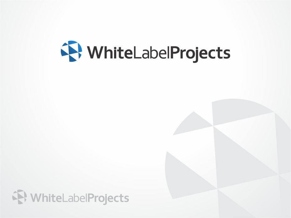 White Label Projects needs a new logo
