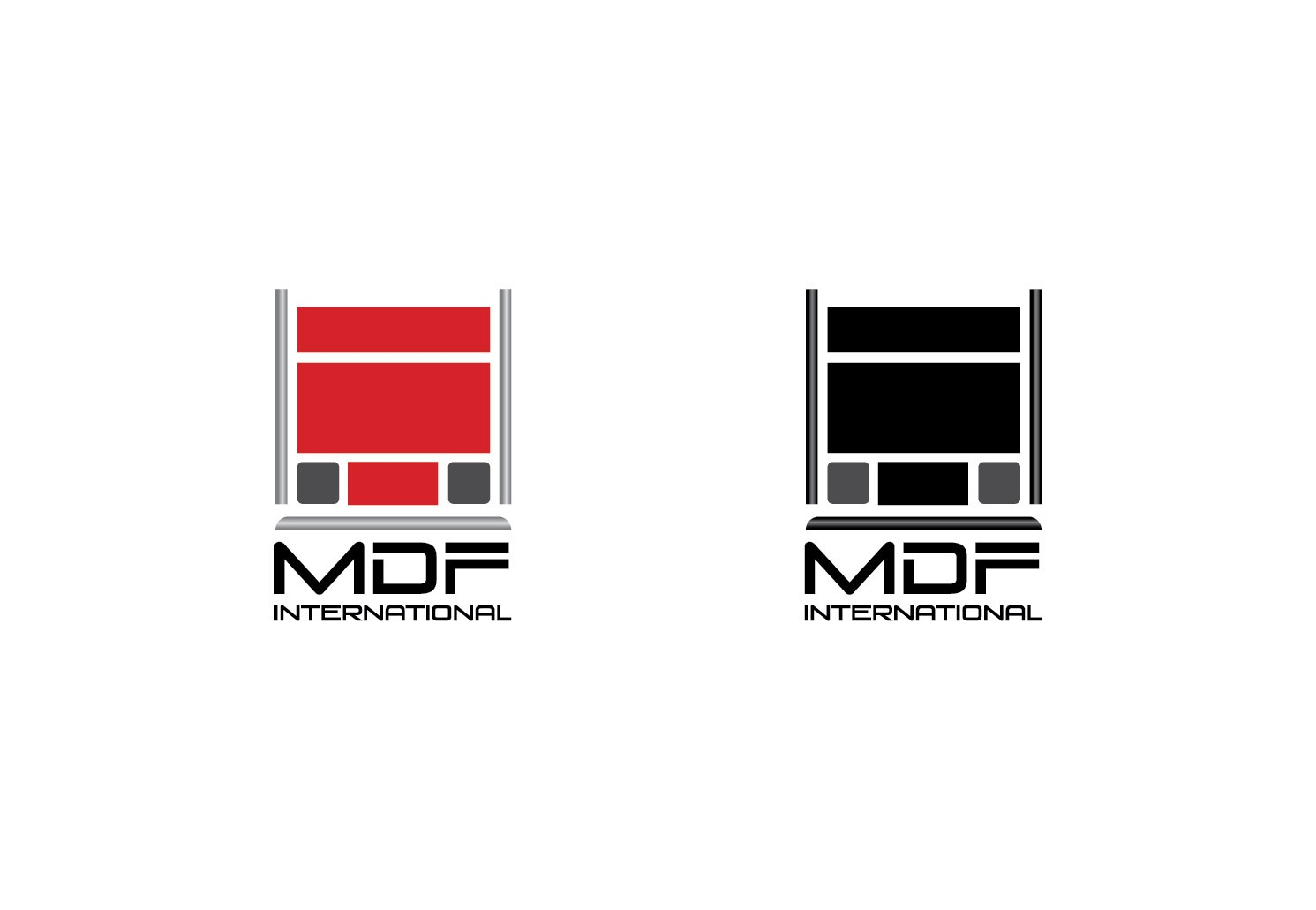 New logo wanted for MDF INTERNATIONAL