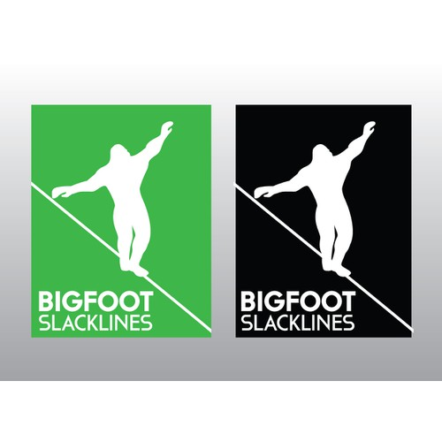 New logo wanted for Bigfoot Slacklines