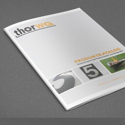 Broschüre Thorwa Design