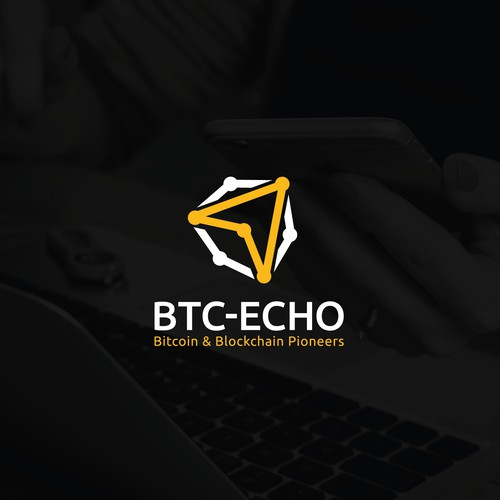 Logo concept for BTC-ECHO