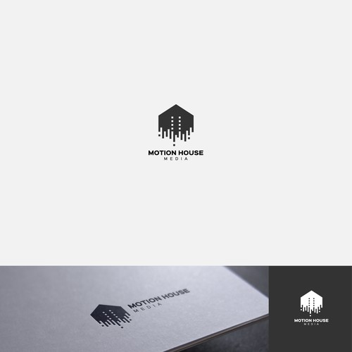 Clean, Modern Logo for Media Company